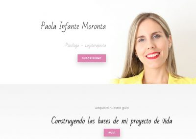 🇩🇴 Paola Infante